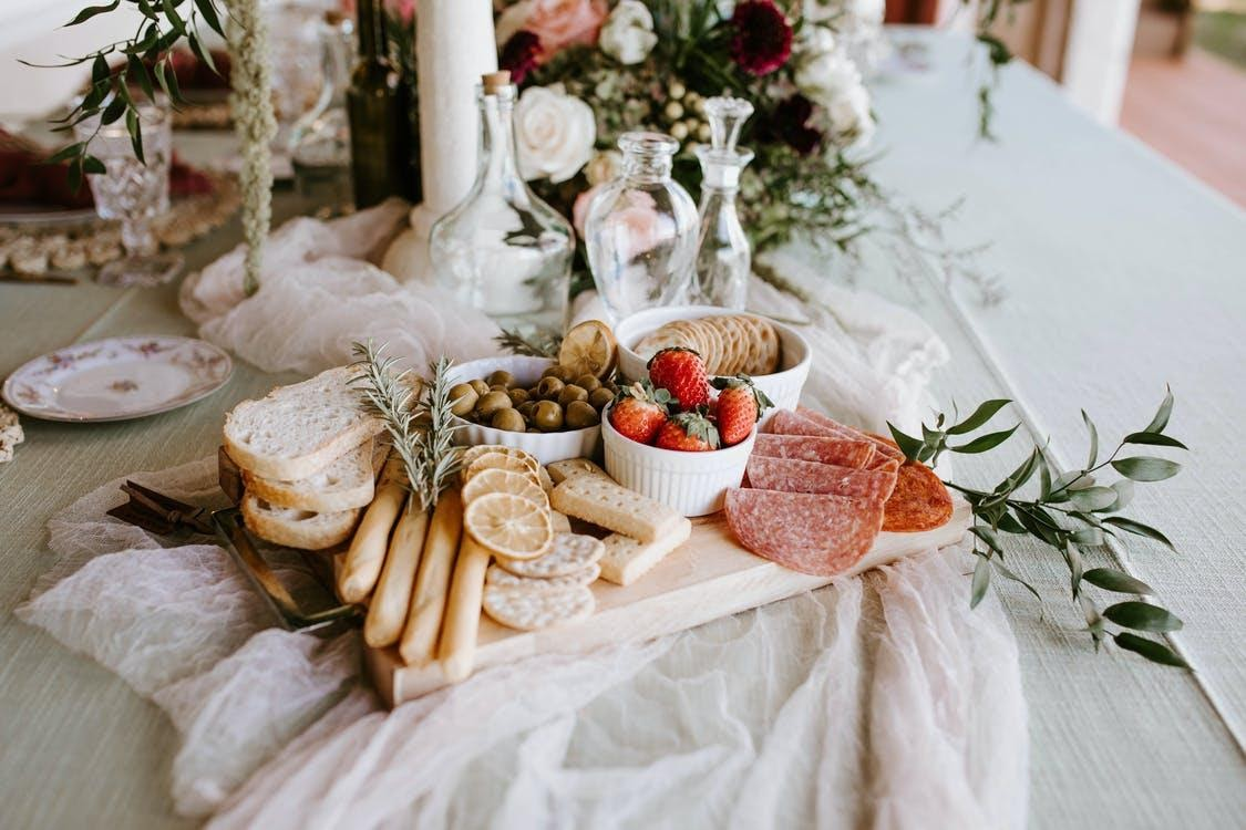 Why Are Food Platters So Ideal?